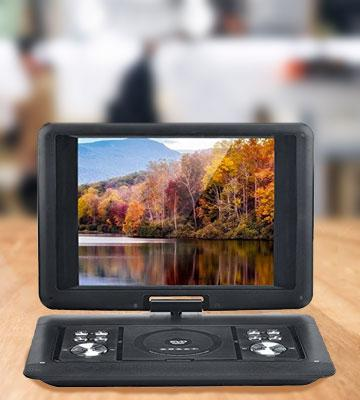 Review of BW Portable DVD Player
