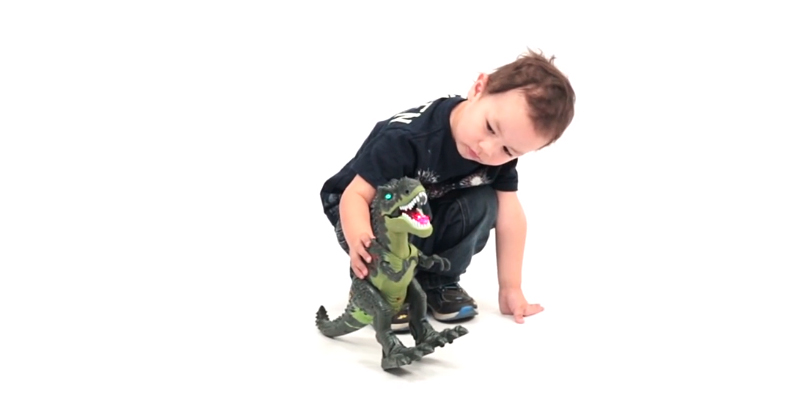Review of DeeXop DN04 Electronic Dinosaur Toy