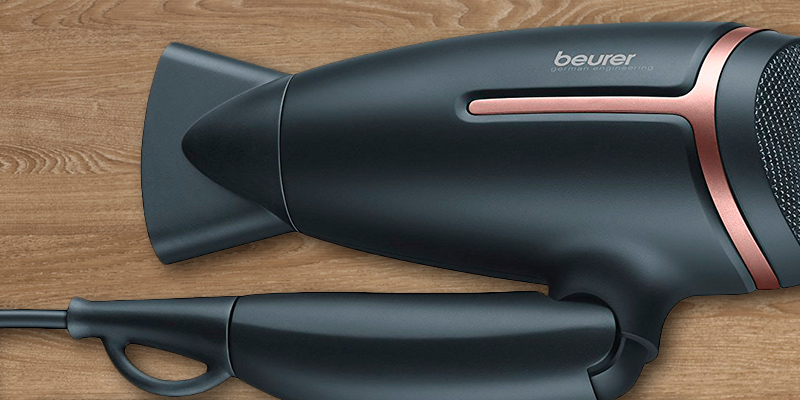 Review of Beurer HC25UK Style Pro Premium Travel Hair Dryer
