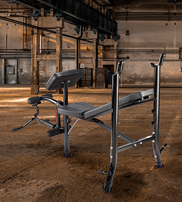Review of Marcy BE1000 Barbell Weight Bench