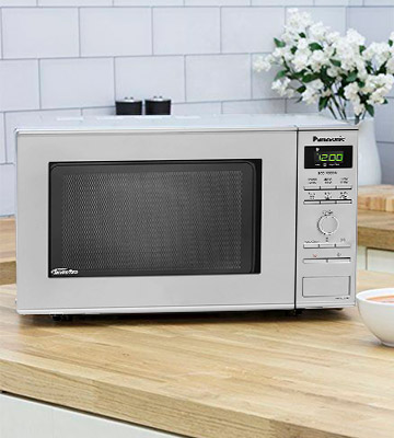 Review of Panasonic NN-SD27HSBPQ Solo Inverter Microwave Oven
