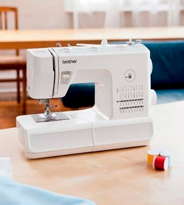 Review of Brother XR37NT Sewing Machine