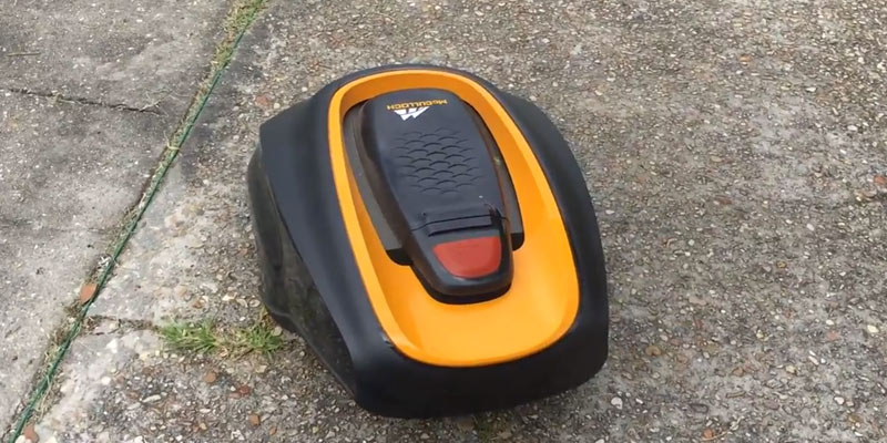 Review of McCulloch ROB 1000 Robotic Lawn Mower