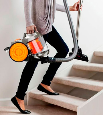 Review of Vax AWC01 Power 3 Compact Lightweight Bagless Cylinder Vacuum