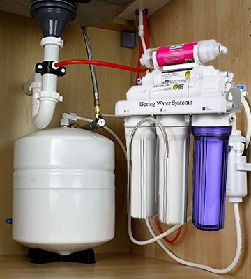 Review of Ispring RCC7AK Reverse Osmosis Water Filter System