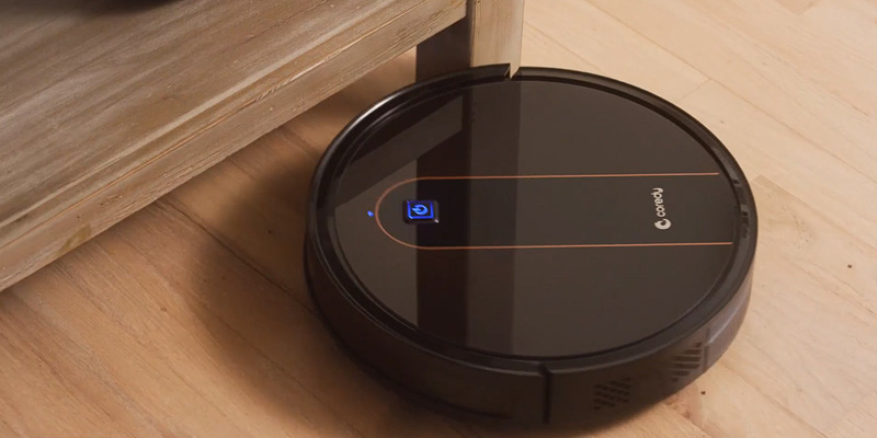 Review of Coredy R750 Robot Vacuum Cleaner 3-in-1 Vacuuming Sweeping and Mopping