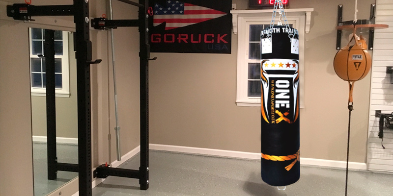Review of ONEX Heavy Filled 11 Piece 5ft Boxing Punch Bag Set