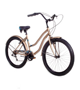 Feral Santa Fe Ladies Beach Cruiser Bike