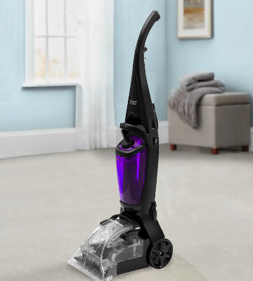 Review of Russell Hobbs ABS/PP Gunmetal and Purple Carpet Cleaner