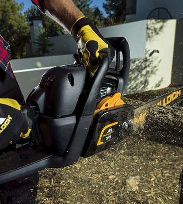 Review of McCulloch CS 42S Petrol Chainsaw, 42 cc