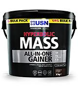 USN Hyperbolic Mass All-In-One Gainer