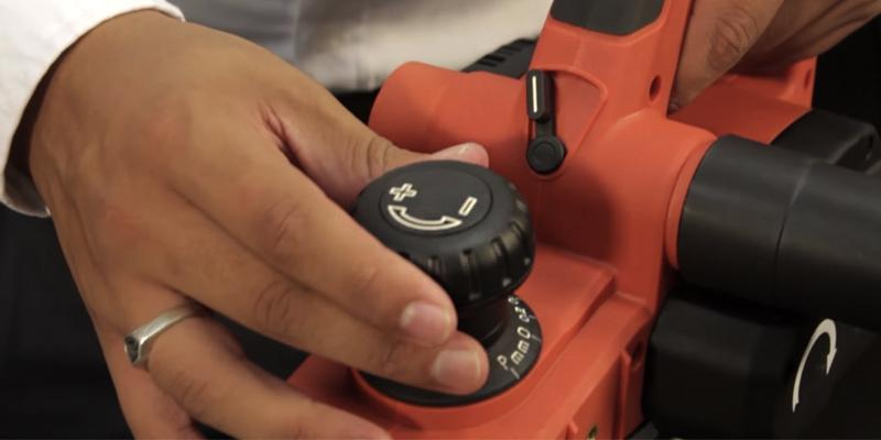 Detailed review of BLACK+DECKER KW750K-GB High Performance Rebating Planer, 750 W
