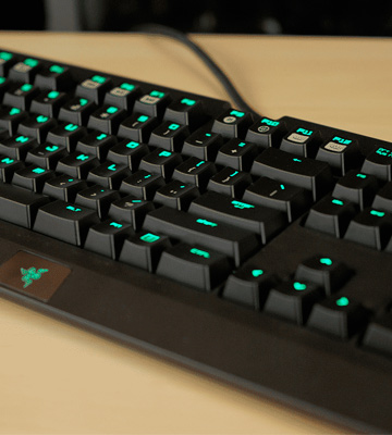 Review of Razer RZ03-01700400-R3W1 Mecha Membrane Gaming Keyboard
