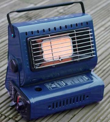 Review of Topflame Portable Gas Heater