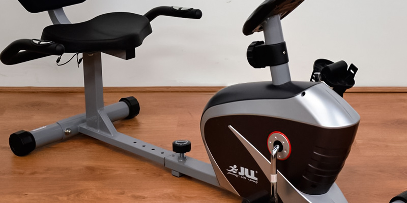 Review of JLL RE100 Recumbent Home Exercise Bike