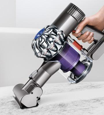 Review of Dyson DC58 Animal Handheld Vacuum Cleaner
