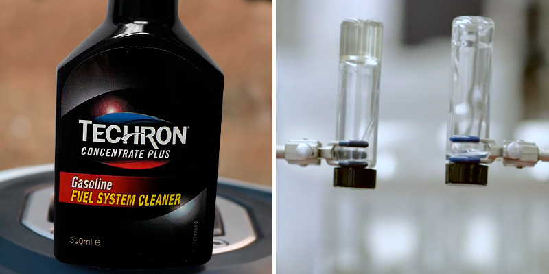 Review of Techron Concentrate Plus Petrol Fuel Injector System Cleaner
