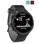 Garmin Forerunner 235 Running Watch with Elevate Wrist Heart Rate and Smart Notifications