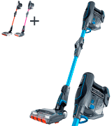 Shark IF200UK DuoClean Cordless Vacuum Cleaner with Flexology
