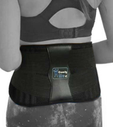 Comfy Med CM-102M Back Brace with Removable Lumbar Pad