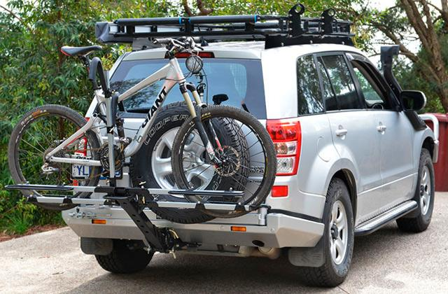Best Bike Racks for Trucks and Cars
