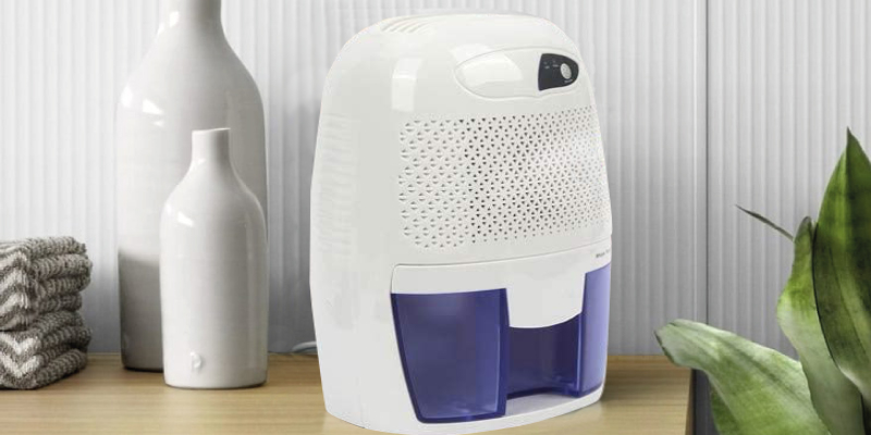 Review of Funkeen 500ML Mini Air Dehumidifier