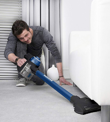 Review of Hoover FD22L 2 in 1 Cordless Stick Vacuum Cleaner