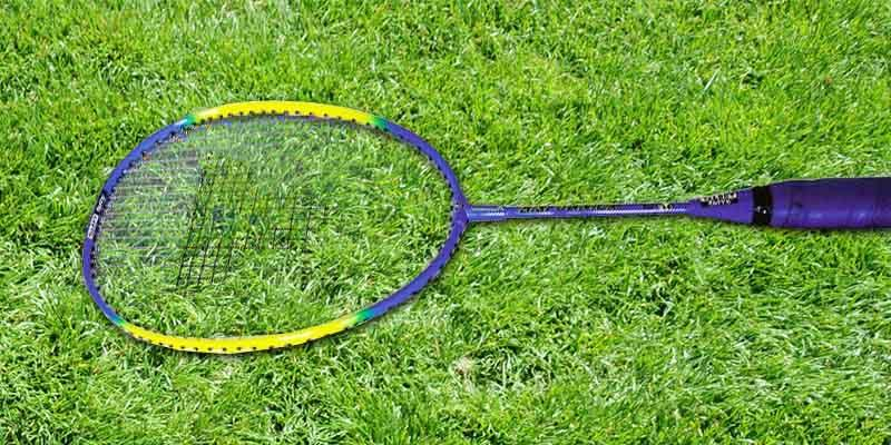 Review of Talbot Torro Kid's Bisi Badminton Racquet