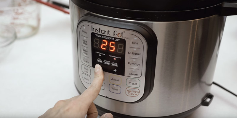 Detailed review of Instant Pot IP-DUO80 Pressure Cooker