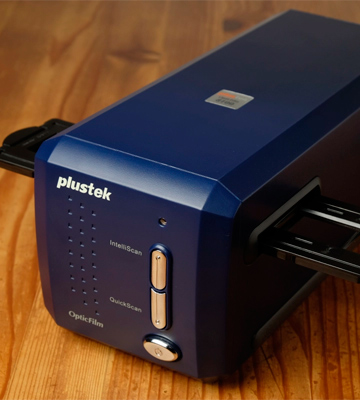 Review of PLUSTEK Opticfilm 8100 Film Scanner