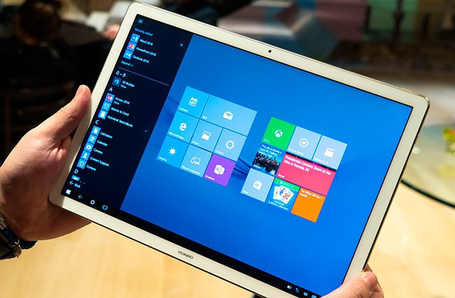 Comparison of Windows Tablets