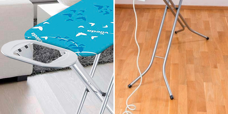 Review of Vileda Smart Ironing Board