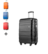 Merax ABS Hard Shell Hand Luggge