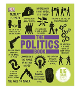 DK The Politics Book Hardcover