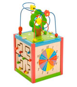 East Coast 3946 Activity Cube