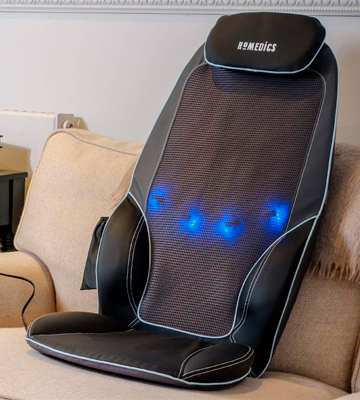 Review of HoMedics Shiatsu Max 2.0 Deluxe Back and Shoulder Massage Chair
