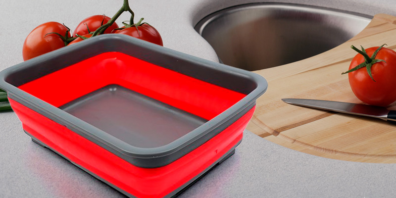 Review of Orbit Innovations 10 Litres Collapsible Washing Up Bowl