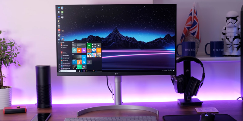 Review of LG 27UL850 27-inch 4K UHD HDR IPS Monitor