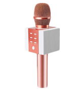 NASUM 008 Wireless Karaoke Microphone