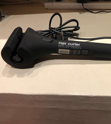 Review of Guisee HC57 Automatic Hair Curler