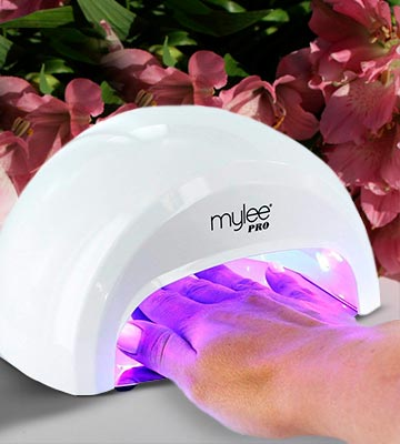 Review of Mylee PRO Nail Drying Lamp