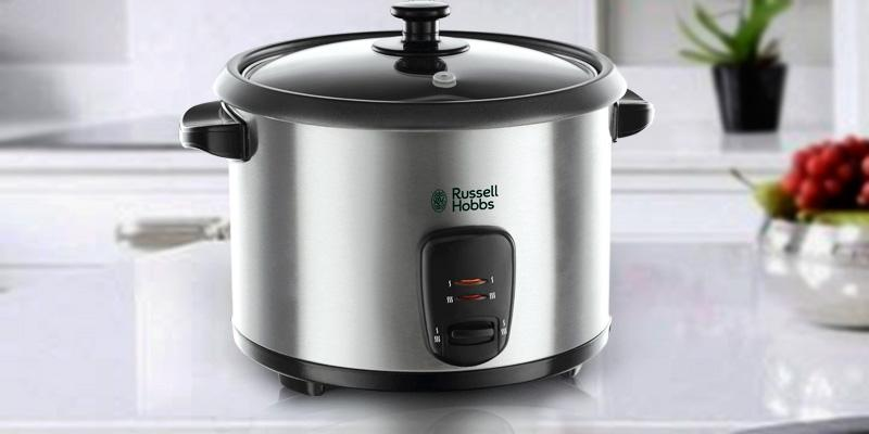 Review of Russell Hobbs 19750 Rice Cooker and Steamer, 1.8 Litre