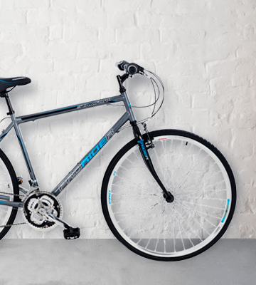 Review of Pro Rider Stamford Hybrid City Bike