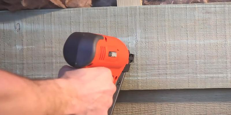 Detailed review of Tacwise 400ELS Electric Nail Gun