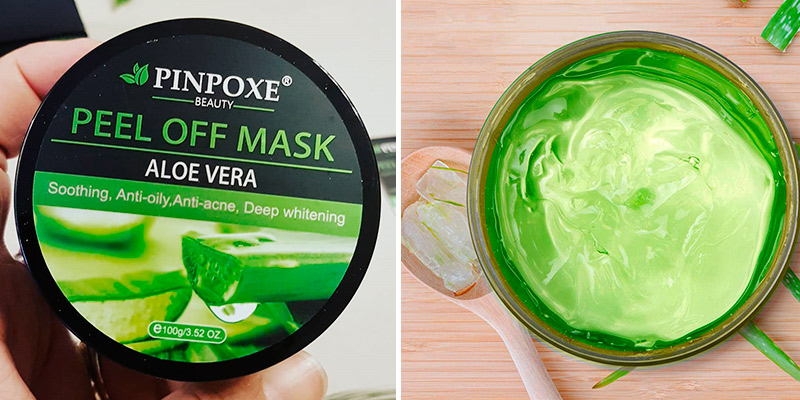 Review of PINPOXE Peel Off Acne Killer Face Mask