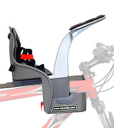 WeeRide 98077 Front Mounted Children's Bike Seat