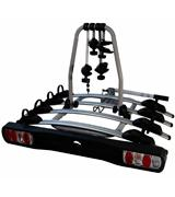 Sparkrite 4-Bike Tow Bar Cycle Carrier