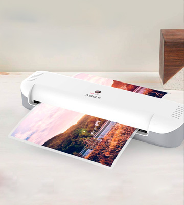 Review of ABOX (OL141) Thermal Laminator Machine
