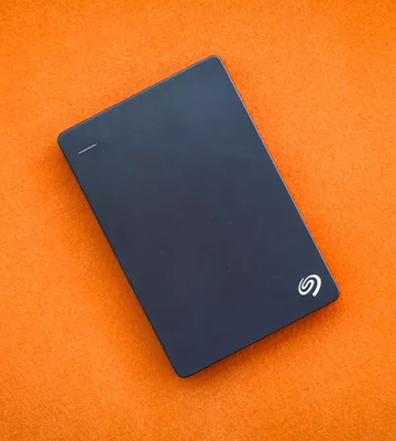 Review of Seagate Backup Plus Slim Portable 2 TB External Hard Drive