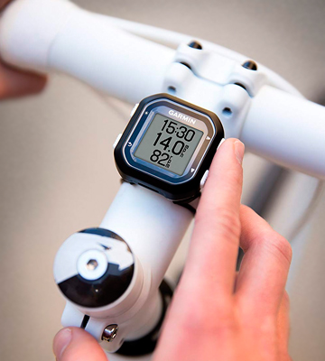 Review of Garmin Edge 25 GPS Bike Computer
